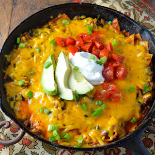 One Pan Enchilada