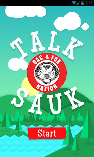 Talk Sauk