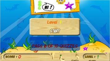 Screenshot of Math Bubbles