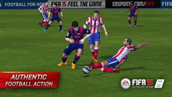 FIFA 15 Soccer Ultimate Team Screenshot 15