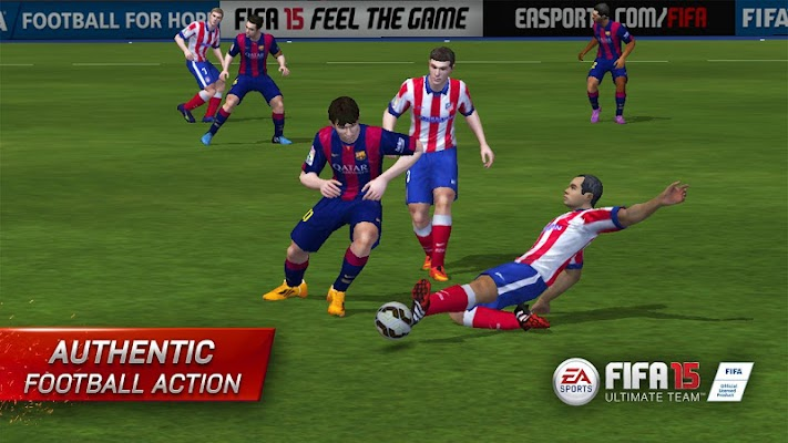 FIFA 15 Ultimate Team v1.0.6 APK + Data