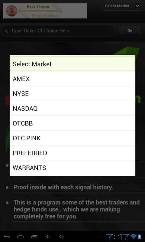 Option trading class symbol
