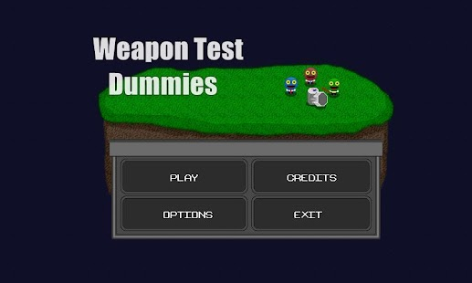 Weapon Test Dummies FREE- screenshot thumbnail