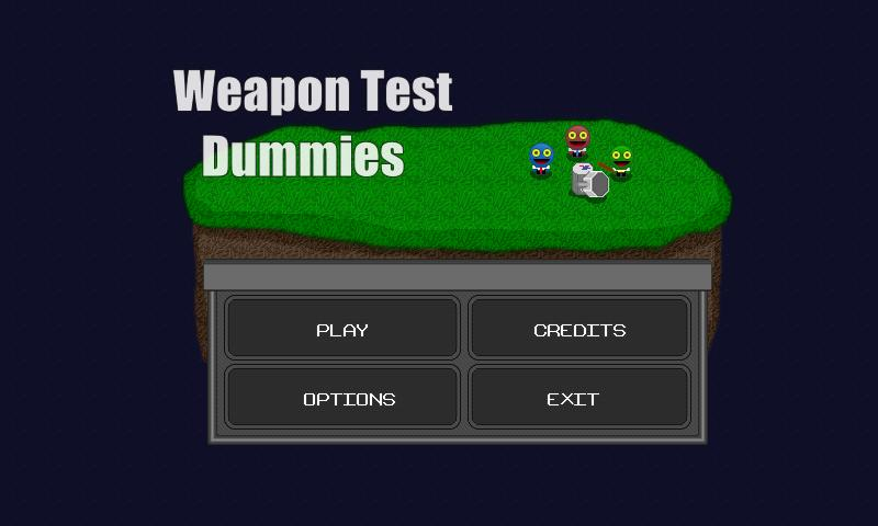 Weapon Test Dummies FREE- screenshot