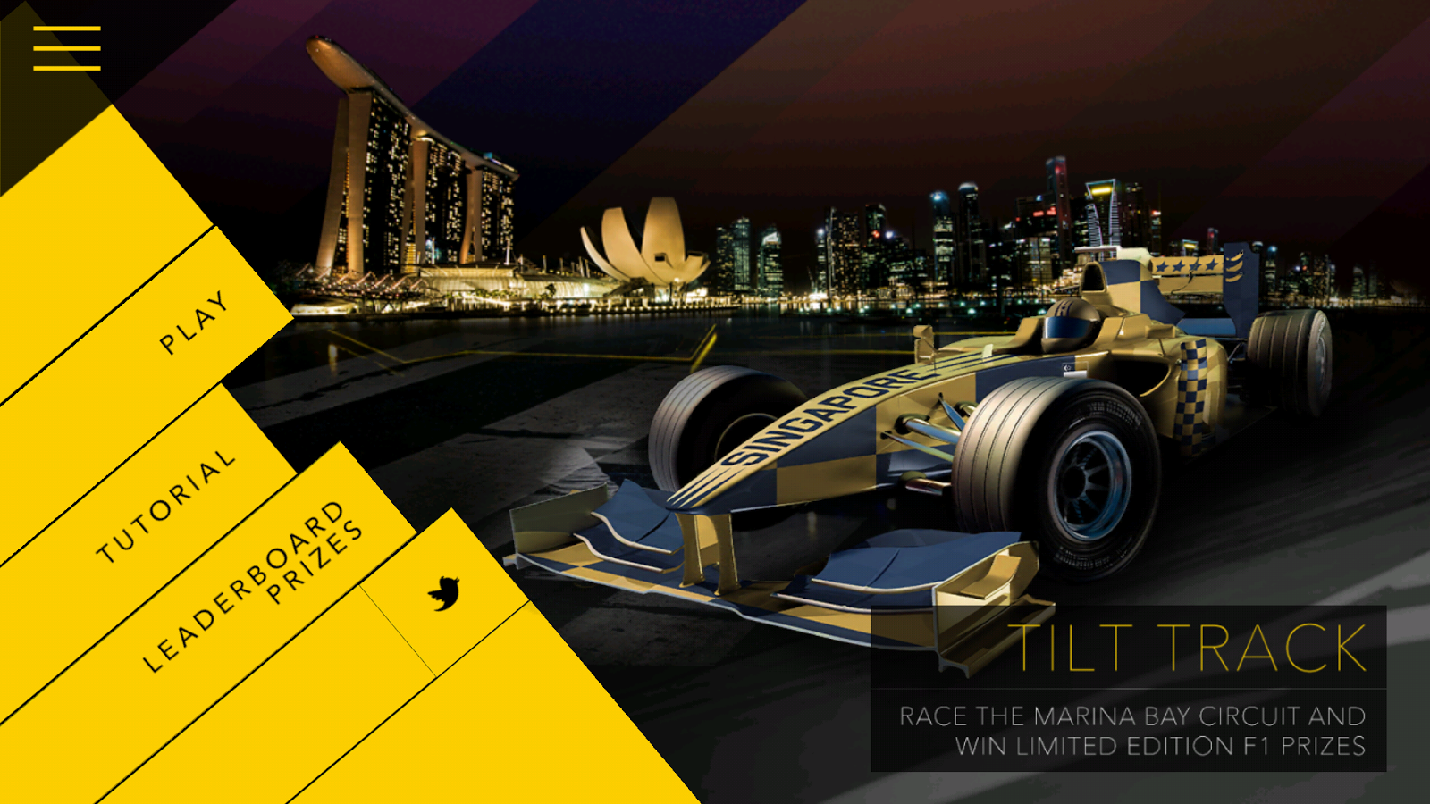 Singapore GP - screenshot