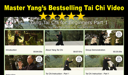 Yang Tai Chi for Beginners 1