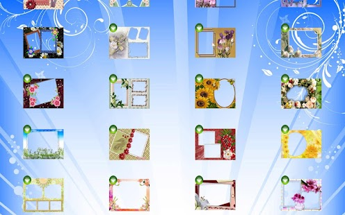Flower Frame - screenshot thumbnail