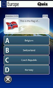Europe Quiz- screenshot thumbnail