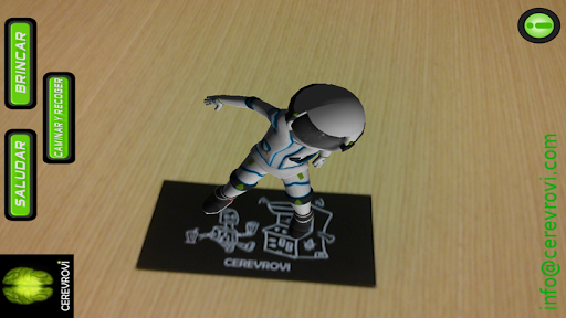 【免費商業App】AR 3D Business Cards-APP點子