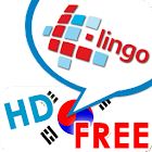 L-Lingo 学习韩语 HD (Free) icon
