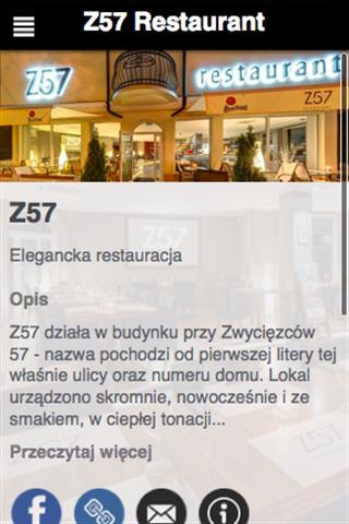 Z57 Restaurant