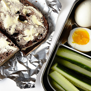 Brown Bread and Boiled Eggs