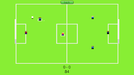 Super Pixel Soccer- screenshot thumbnail
