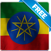 Ethiopia flag lwp Free