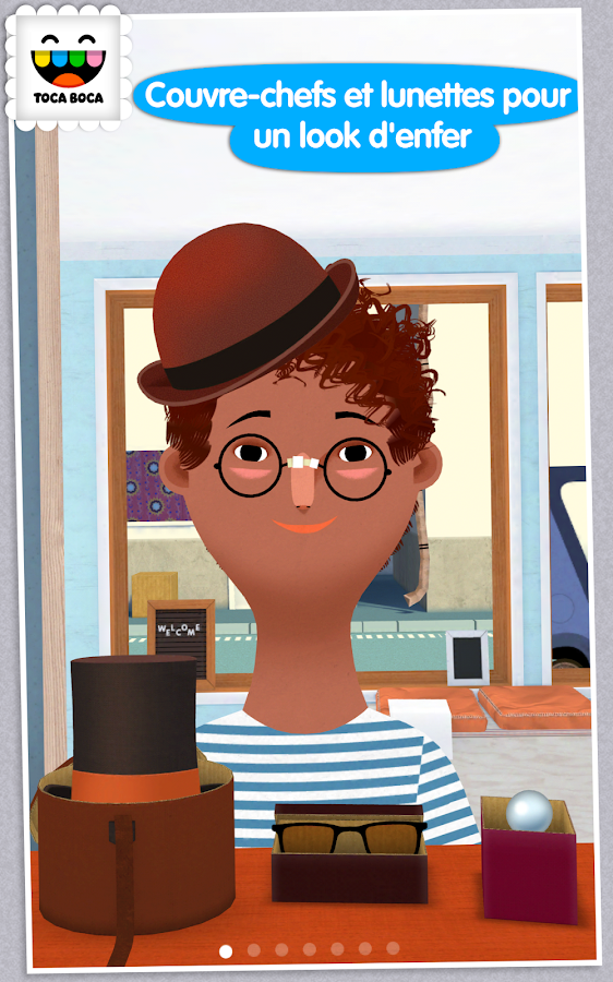 Toca Hair Salon 2 – Capture d'écran
