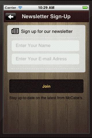 McCabe's Tavern - screenshot