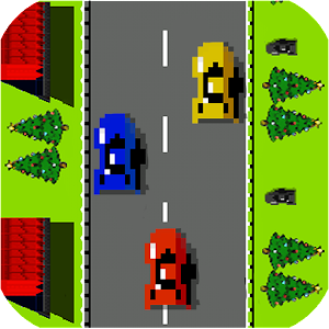 Road Racer : Retro for PC and MAC
