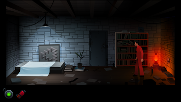 Screenshot of The Silent Age