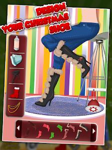 Design Your Christmas Shoe v37.1.1