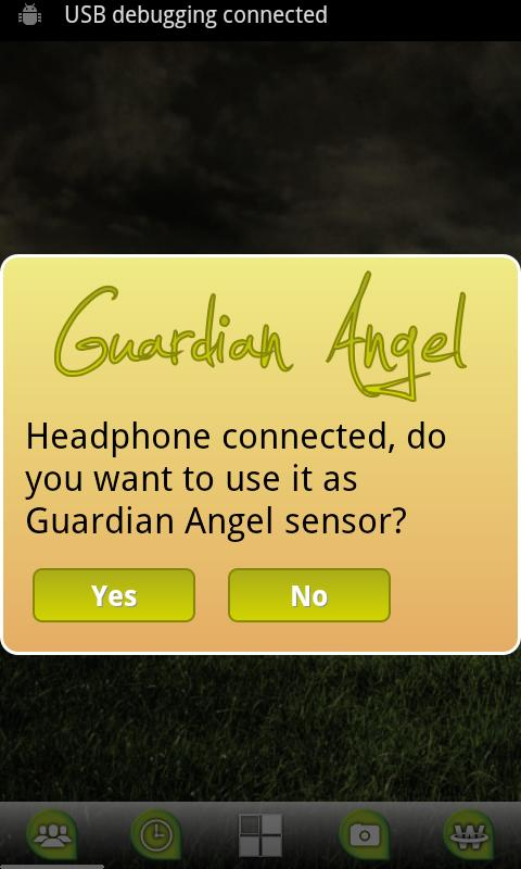 Guardian Angel - screenshot