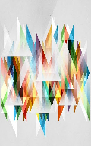 HD Geometric Wallpaper