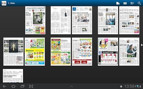 ESS Digilehti- screenshot thumbnail