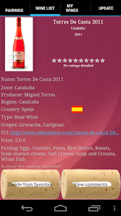 Download Wines and food APK