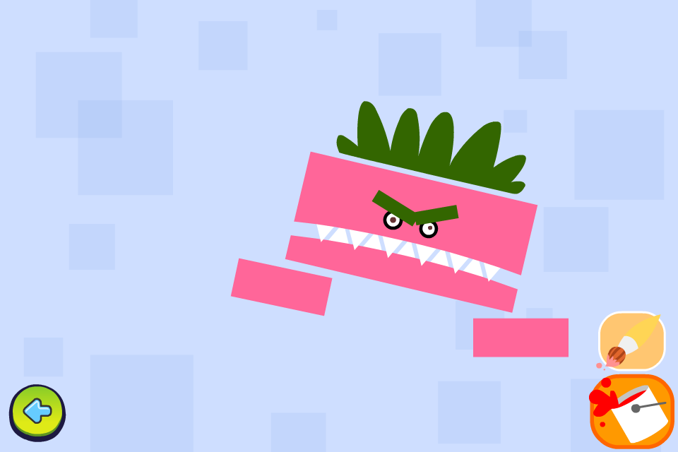 Shape Up! - busythings- screenshot