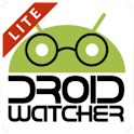 Droid Watcher Viewer Lite logo