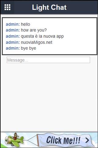 nuoviaMigos LightChat