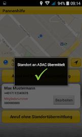 ADAC Pannenhilfe Screenshot 3