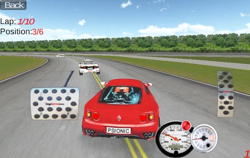 Turbo Speed Racing 3D