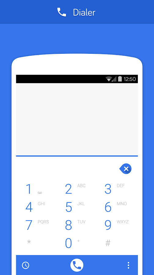 Flux White Cm12 1 Theme Android Apps On Google Play