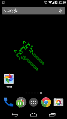 Game of Life - Live Wallpaper - screenshot