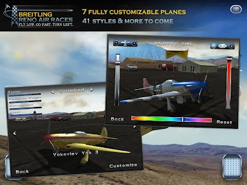 Breitling Reno Air Races Screenshot 8