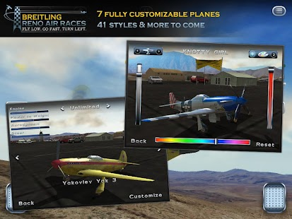 Breitling Reno Air Races Screenshot 8