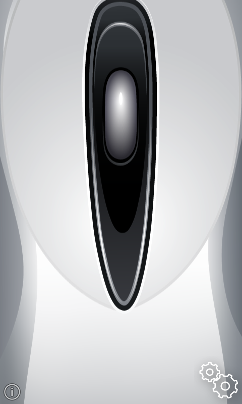 Screenshots of Handy Mouse for iPhone