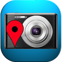GPS Map Camera icon
