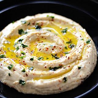 Hemp Seed Hummus.