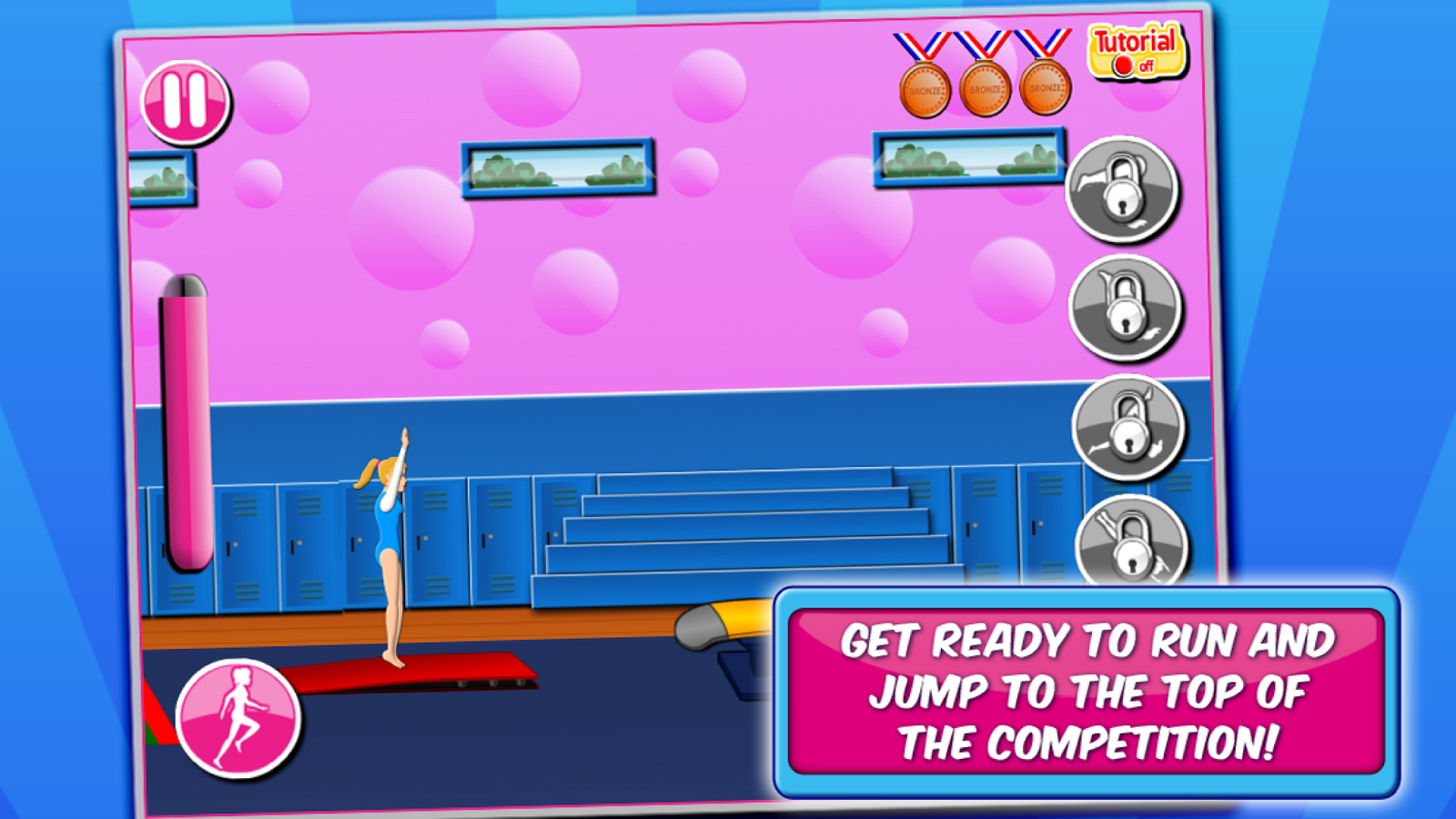 Gymnastics Events- screenshot