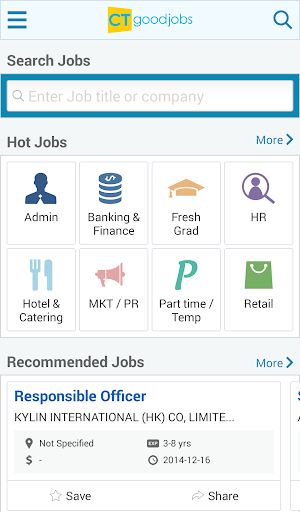 Job Search - CTgoodjobs