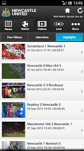 Official Newcastle - screenshot thumbnail