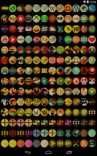 Vintage Icon Pack Screenshot 9