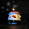 Free Christmas Candles logo