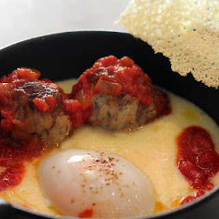 Breakfast Chicken Meatballs
