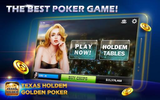 Texas Holdem - Golden Poker