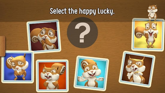 Lucky's Tree of Puzzles- screenshot thumbnail