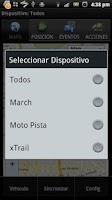 Screenshot of DTVAX Tracker