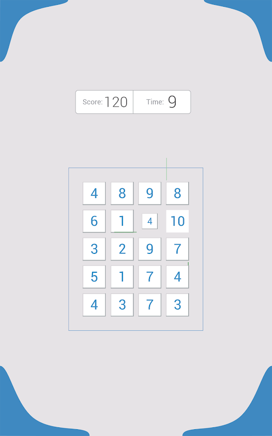 TenBuster- A Math Game - screenshot