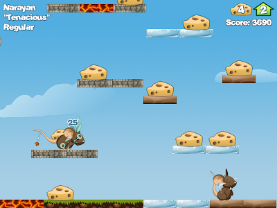 Run for Cheese v1.0.0